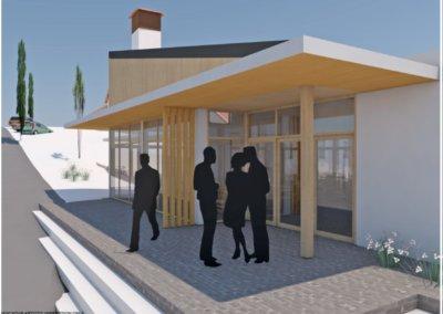 Centre Build Architect Plan 6
